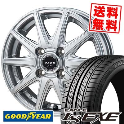 175/60R16 82H Goodyear グッドイヤー LS EXE LS エグゼ ZACK JP-710 ザック ジェイピー710 サマータイヤホイール4本セット