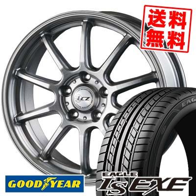 215/55R17 94V Goodyear グッドイヤー LS EXE LS エグゼ LCZ010 LCZ010 サマータイヤホイール4本セット