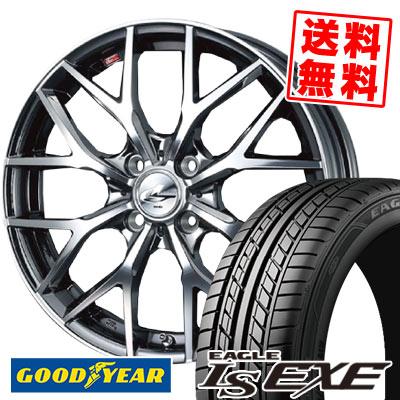 175/60R16 82H Goodyear グッドイヤー LS EXE LS エグゼ weds LEONIS MX ウェッズ レオニス MX サマータイヤホイール4本セット