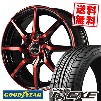 195/50R15 82V Goodyear グッドイヤー LS EXE LS エグゼ EuroSpeed S810 ユーロスピード S810 サマータイヤホイール4本セット