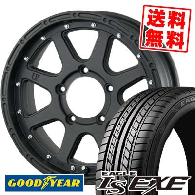 235/45R17 94W Goodyear グッドイヤー LS EXE LS エグゼ XTREME-J エクストリームJ サマータイヤホイール4本セット