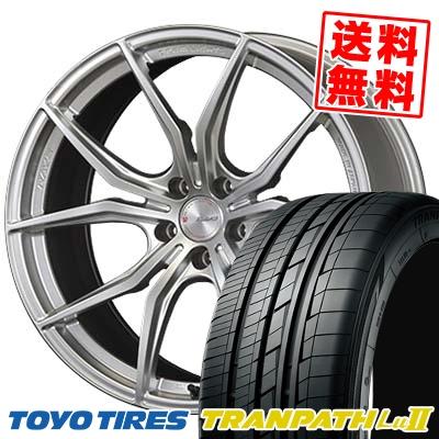 225/55R18 TOYO TIRES トーヨー タイヤ TRANPATH Lu2 トランパス Lu2 RAYS GRAMLIGHTS 57FXX レイズ グラムライツ 57FXX サマータイヤホイール4本セット