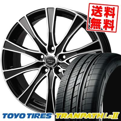 245/40R19 98W TOYO TIRES トーヨー タイヤ TRANPATH Lu2 トランパス Lu2 Warwic Carozza ワーウィック カロッツァ サマータイヤホイール4本セット