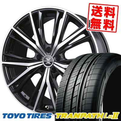 245/40R19 98W TOYO TIRES トーヨー タイヤ TRANPATH Lu2 トランパス Lu2 BADX LOXARNY MAGNUS バドックス ロクサーニ マグナス サマータイヤホイール4本セット