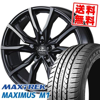 245/40R19 98W XL MAXTREK マックストレック MAXIMUS M1 マキシマス エムワン weds Krenze VERAE 731EVO ウエッズ クレンツェ ヴェラーエ 713EVO サマータイヤホイール4本セット