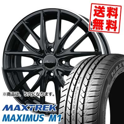 245/35R19 93W XL MAXTREK マックストレック MAXIMUS M1 マキシマス エムワン Precious AST M1 プレシャス アスト M1 サマータイヤホイール4本セット