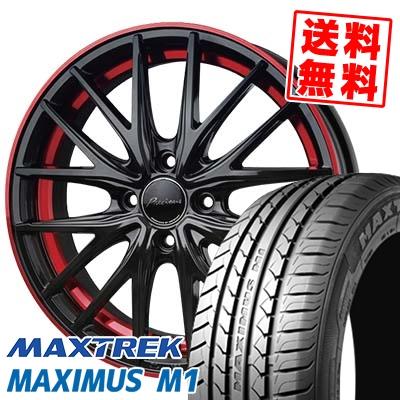 155/65R14 75T MAXTREK マックストレック MAXIMUS M1 マキシマス エムワン Precious AST M1 プレシャス アスト M1 サマータイヤホイール4本セット