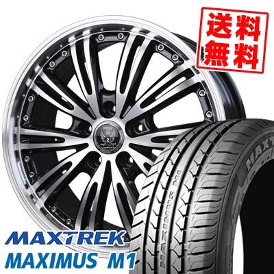 245/40R18 97W XL MAXTREK マックストレック MAXIMUS M1 マキシマス エムワン BADX LOXARNY EX MATRIX JUNIOR バドックス ロクサーニ EX マトリックスジュニア サマータイヤホイール4本セット