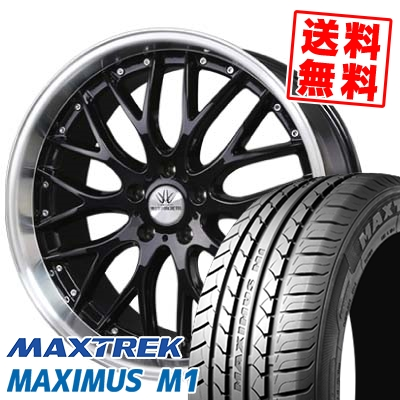245/40R19 98W XL MAXTREK マックストレック MAXIMUS M1 マキシマス エムワン BADX LOXARNY MULTIFORCHETTA バドックス ロクサーニ マルチフォルケッタ サマータイヤホイール4本セット