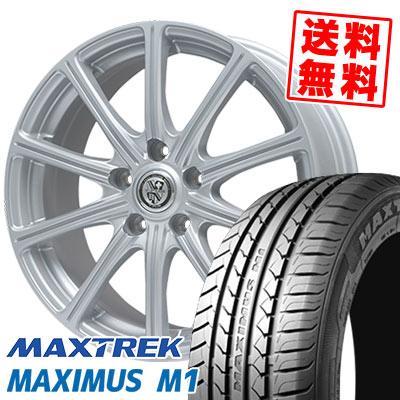 235/40R18 95W XL MAXTREK マックストレック MAXIMUS M1 マキシマス エムワン TRG-SS10 TRG SS10 サマータイヤホイール4本セット
