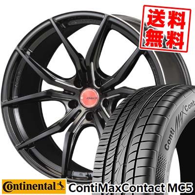 235/30R20 CONTINENTAL コンチネンタル ContiMaxContact MC5 コンチマックスコンタクト MC5 RAYS GRAMLIGHTS 57FXX レイズ グラムライツ 57FXX サマータイヤホイール4本セット