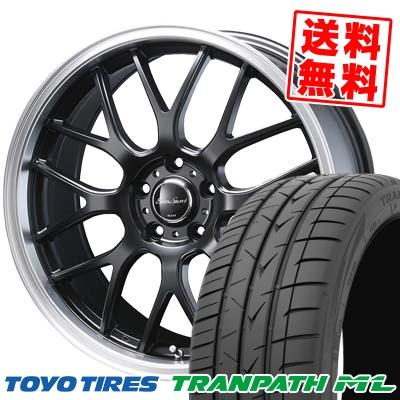 【 新品 】 225 Type タイヤ/40R19 93W XL TOYO TIRES トーヨー TIRES タイヤ TRANPATH ML トランパスML Eoro Sport Type 805 ユーロスポーツ タイプ805 サマータイヤホイール4本セット:タイヤプライス館, ing(イング):bf00c2af --- parnagua.pi.gov.br