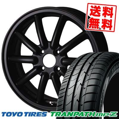 175/65R14 TOYO TIRES トーヨー タイヤ TRANPATH mpZ トランパス mpZ Fenice RX1 フェニーチェ RX1 サマータイヤホイール4本セット