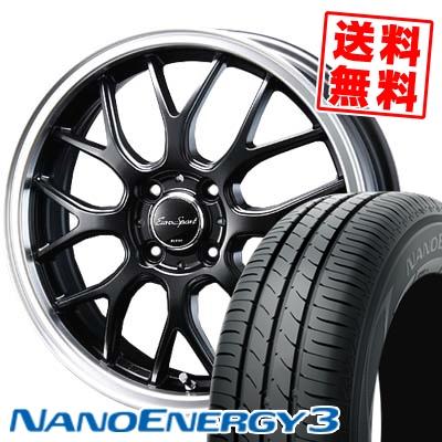 165/50R16 75V TOYO TIRES トーヨー タイヤ NANOENERGY3 ナノエナジー3 Eoro Sport Type 805 ユーロスポーツ タイプ805 サマータイヤホイール4本セット