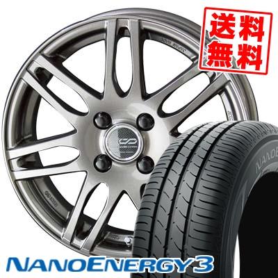 『!国産 サマータイヤセット』 165/55R15 75V TOYO トーヨー NANOENERGY3 ナノエナジー3 エンケイ クリエイティブ ディレクション CD-S2 ENKEI CREATIVE DIRECTION CDS2 サマータイヤホイール4本セット
