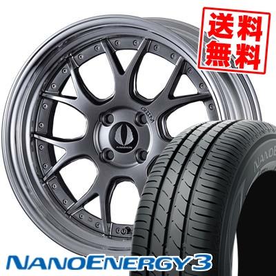 165/50R16 75V TOYO TIRES トーヨー タイヤ NANOENERGY3 ナノエナジー3 AIMGAIN GM エイムゲイン G2M サマータイヤホイール4本セット