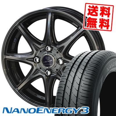 155/65R13 TOYO TIRES トーヨー タイヤ NANOENERGY3 ナノエナジー3 SMACK LAVINE スマック ラヴィーネ サマータイヤホイール4本セット
