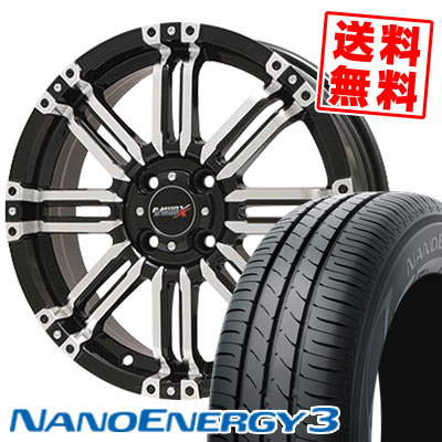 165/50R16 75V TOYO TIRES トーヨー タイヤ NANOENERGY3 ナノエナジー3 B-MUD X Bマッド エックス サマータイヤホイール4本セット