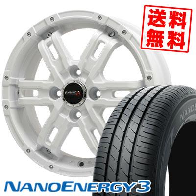 165/50R15 73V TOYO TIRES トーヨー タイヤ NANOENERGY3 ナノエナジー3 B-MUD Z Bマッド ゼット サマータイヤホイール4本セット