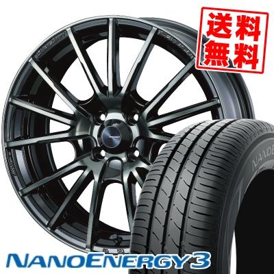 165/50R16 75V TOYO TIRES トーヨー タイヤ NANOENERGY3 ナノエナジー3 WedsSport SA-35R ウェッズスポーツ SA-35R サマータイヤホイール4本セット