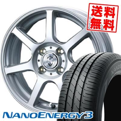 155/65R13 73S TOYO TIRES トーヨー タイヤ NANOENERGY3 ナノエナジー3 Treffer ZR トレファーZR サマータイヤホイール4本セット
