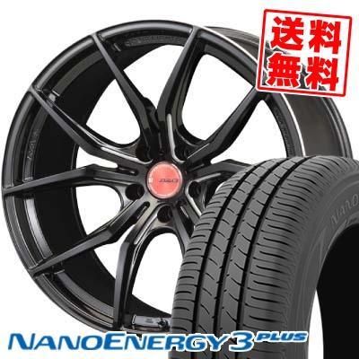 245/35R20 95W XL TOYO TIRES トーヨー タイヤ NANOENERGY3 PLUS ナノエナジー3 プラス RAYS GRAMLIGHTS 57FXX レイズ グラムライツ 57FXX サマータイヤホイール4本セット