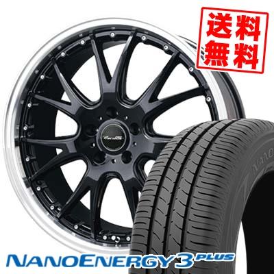 225/45R17 94W XL TOYO TIRES トーヨー タイヤ NANOENERGY3 PLUS ナノエナジー3 プラス Precious AST M2 プレシャス アスト M2 サマータイヤホイール4本セット