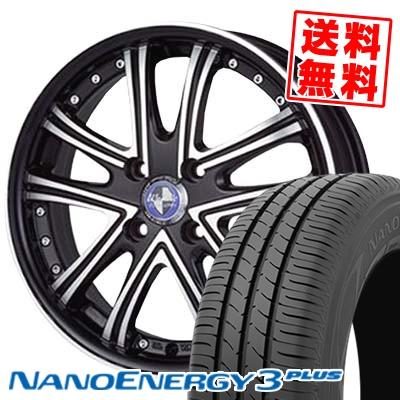 205/50R16 TOYO TIRES トーヨー タイヤ NANOENERGY3 PLUS ナノエナジー3 プラス Warwic DS.05 ワーウィック DS.05 サマータイヤホイール4本セット