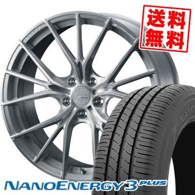 245/35R20 95W XL TOYO TIRES トーヨー タイヤ NANOENERGY3 PLUS ナノエナジー3 プラス WEDS F ZERO FZ-1 ウェッズ エフゼロ FZ-1 サマータイヤホイール4本セット