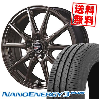 215/40R18 85W TOYO TIRES トーヨー タイヤ NANOENERGY3 PLUS ナノエナジー3 プラス FINALSPEED GR-Volt ファイナルスピード GRボルト サマータイヤホイール4本セット