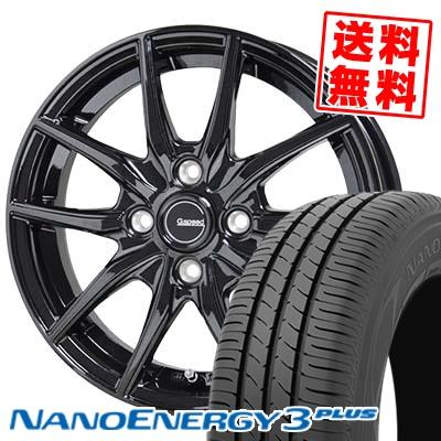 175/70R14 TOYO TIRES トーヨー タイヤ NANOENERGY3 PLUS ナノエナジー3 プラス G.speed G-02 Gスピード G-02 サマータイヤホイール4本セット
