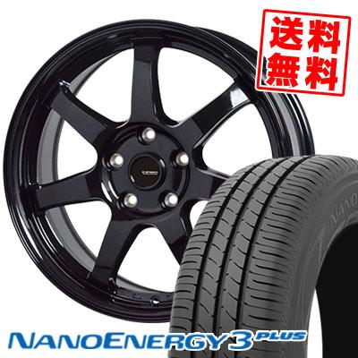 215/35R18 84W XL TOYO TIRES トーヨー タイヤ NANOENERGY3 PLUS ナノエナジー3 プラス G.speed G-03 Gスピード G-03 サマータイヤホイール4本セット