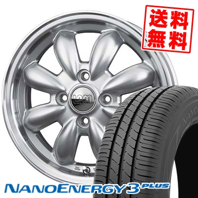 195/55R16 TOYO TIRES トーヨー タイヤ NANOENERGY3 PLUS ナノエナジー3 プラス LaLa Palm CUP ララパーム カップ サマータイヤホイール4本セット