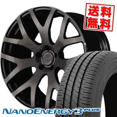 215/35R18 84W XL TOYO TIRES トーヨー タイヤ NANOENERGY3 PLUS ナノエナジー3 プラス RAYS WALTZ FORGED S7 レイズ ヴァルツ フォージド S7 サマータイヤホイール4本セット