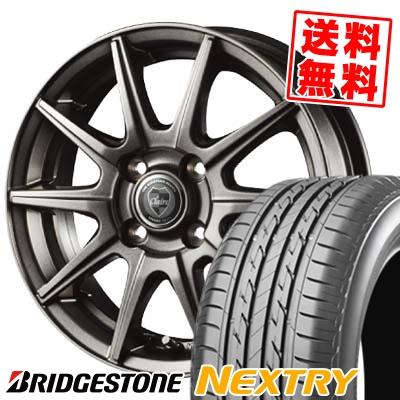 155/65R14 75S BRIDGESTONE ブリヂストン NEXTRY ネクストリー CLAIRE GS10 クレール GS10 サマータイヤホイール4本セット