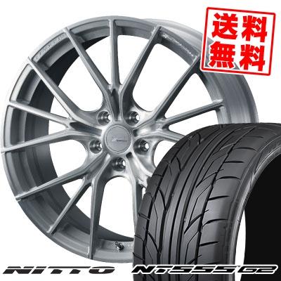 205/40R18 86W XL NITTO ニットー NT555 G2 NT555 G2 WEDS F ZERO FZ-1 ウェッズ エフゼロ FZ-1 サマータイヤホイール4本セット