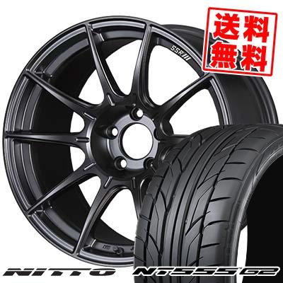 245/40R19 NITTO ニットー NT555 G2 NT555 G2 SSR GT X01 SSR GT X01 サマータイヤホイール4本セット