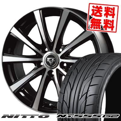235/40R18 95Y XL NITTO ニットー NT555 G2 NT555 G2 Razee XV レイジー XV サマータイヤホイール4本セット