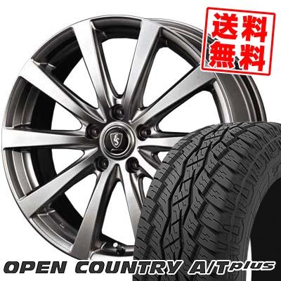 215/70R16 100H TOYO TIRES トーヨー タイヤ OPEN COUNTRY A/T plus オープンカントリー A/T plus Euro Speed G10 ユーロスピード G10 サマータイヤホイール4本セット
