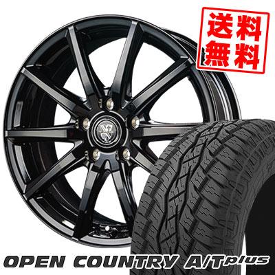 245/70R16 111H XL TOYO TIRES トーヨー タイヤ OPEN COUNTRY A/T plus オープンカントリー A/T plus TRG-GB10 TRG GB10 サマータイヤホイール4本セット