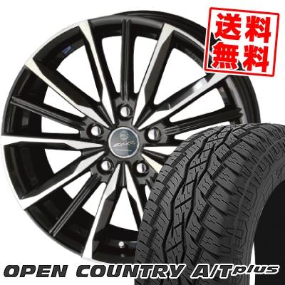 245/70R16 111H XL TOYO TIRES トーヨー タイヤ OPEN COUNTRY A/T plus オープンカントリー A/T plus SMACK VALKYRIE スマック ヴァルキリー サマータイヤホイール4本セット