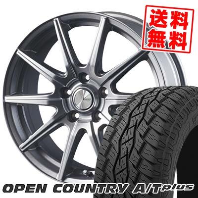 245/70R16 111H XL TOYO TIRES トーヨー タイヤ OPEN COUNTRY A/T plus オープンカントリー A/T plus V-EMOTION SR10 Vエモーション SR10 サマータイヤホイール4本セット