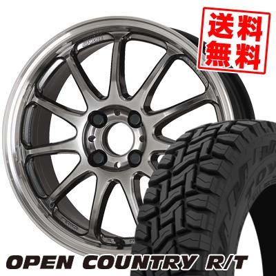 165/60R15 77Q TOYO TIRES トーヨー タイヤ OPEN COUNTRY R/T オープンカントリー R/T WORK EMOTION 11R ワーク エモーション 11R サマータイヤホイール4本セット