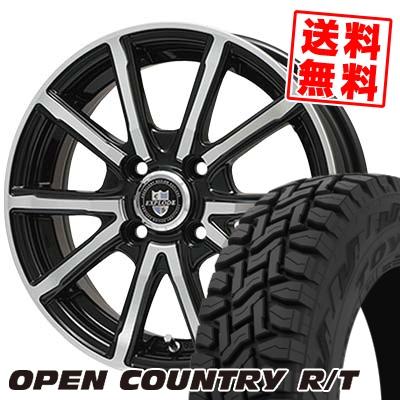 165/60R15 77Q TOYO TIRES トーヨー タイヤ OPEN COUNTRY R/T オープンカントリー R/T EXPLODE-BPV エクスプラウド BPV サマータイヤホイール4本セット
