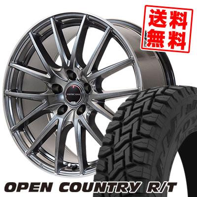 215/70R16 100Q TOYO TIRES トーヨー タイヤ OPEN COUNTRY R/T オープンカントリー R/T VERTEC ONE Eins.1 ヴァーテック ワン アインス ワン サマータイヤホイール4本セット