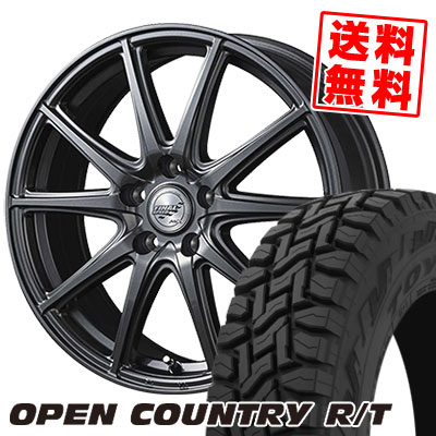 215/70R16 100Q TOYO TIRES トーヨー タイヤ OPEN COUNTRY R/T オープンカントリー R/T FINALSPEED GR-Γ ファイナルスピード GRガンマ サマータイヤホイール4本セット