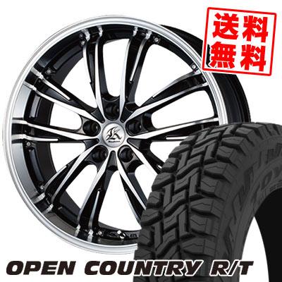 225/60R17 99Q TOYO TIRES トーヨー タイヤ OPEN COUNTRY R/T オープンカントリー R/T Kashina XV5 カシーナ XV5 サマータイヤホイール4本セット