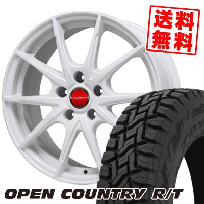 215/70R16 100Q TOYO TIRES トーヨー タイヤ OPEN COUNTRY R/T オープンカントリー R/T LeyBahn WGS レイバーン WGS サマータイヤホイール4本セット