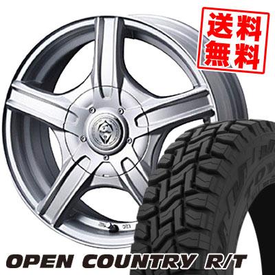 215/70R16 100Q TOYO TIRES トーヨー タイヤ OPEN COUNTRY R/T オープンカントリー R/T Treffer MH トレファーMH サマータイヤホイール4本セット