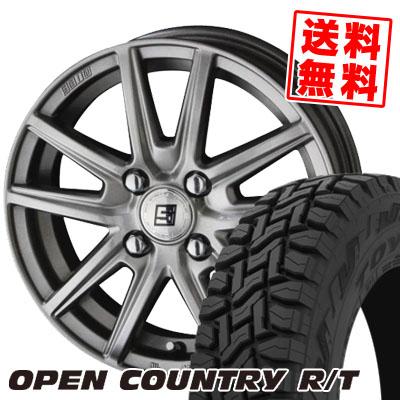 165/60R15 77Q TOYO TIRES トーヨータイヤ OPEN COUNTRY R/T オープンカントリー R/T SEIN SS ザイン エスエス サマータイヤホイール4本セット